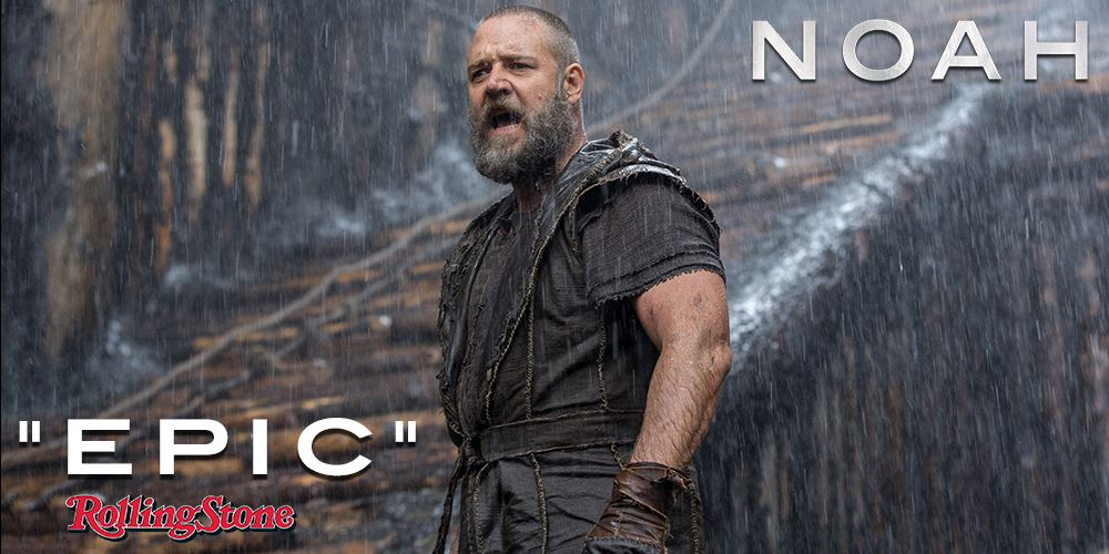 From the Noah Movie Facebook page