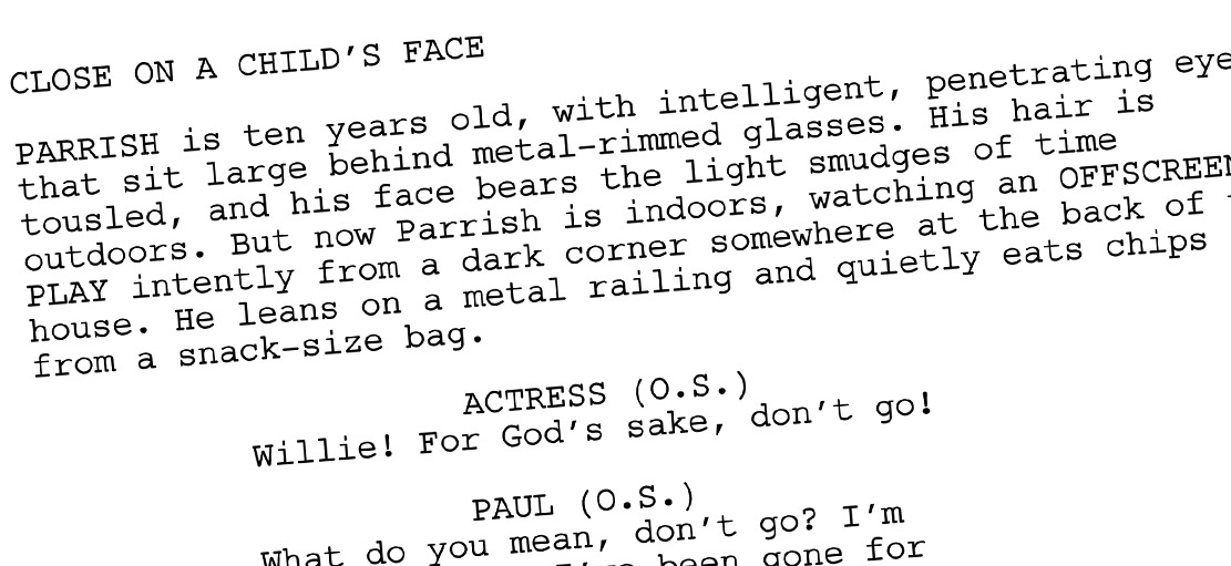 Screencraft: 50 Words and Phrases that Screenwriters Get Wrong