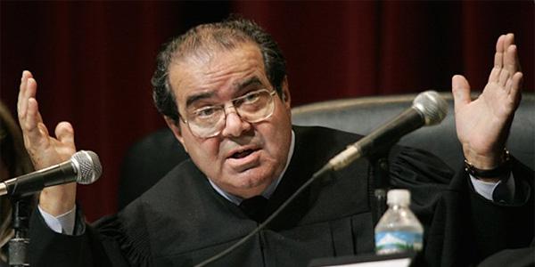 From The Wall Street Journal: How to Write Like Antonin Scalia